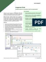 Adeptia BPM Suite Datasheet