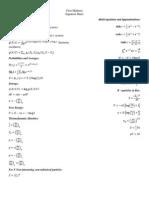 MT1-EquationSheet