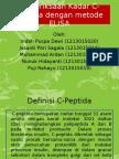 Pemeriksaan Kadar C-Peptida Dengan Metode ELISA