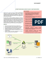 Adeptia ETL Suite Datasheet