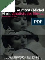 Jacques Aumont - Analisis de Film