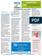 Pharmacy Daily for Tue 17 Mar 2015 - Phmcy satisfaction case study, GMiA launches biosimilars guide, TPPA 'fear mongering' - MA, PSA on homeopathy, and much more