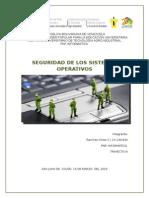 Gestion de Sistemas Operativos