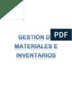 5 Gestion de Materiales e Inventarios
