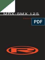 MRX-SMX 125 ANG