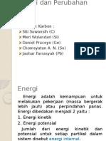 Energi Dan Perubahan Kimia