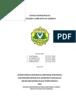 ASUHAN KEPERAWATAN BBL ASFIKSIA.docx