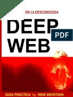 Buceando en La Desconocida Deep Web