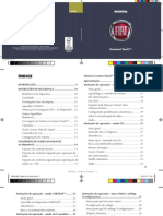 Manual do Sistema Fiat Uconnect no Brasil