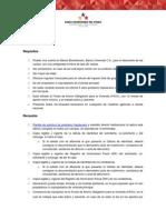 Recaudos Credito Hipotecario Recursos Propios Banco Bicentenario -Notilogia