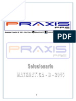 Solucionario Matematica B Ordinario 2015 II