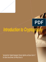 Introduction to Cryptography