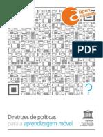 Diretrizes Políticas Para a Aprendizagem Móvel