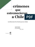 Capitulo Colonia Dignidad - Los Crimenes Que Estremeieron a Chile