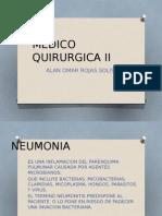 Neumonia enfermeria medico quirurgica
