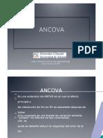 DE - 4 - ANCOVA