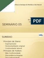 Seminário 05 - Apresentação
