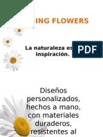 Presentacion Blessing Flowers