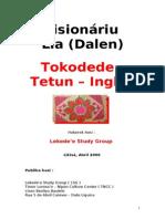 Disionariu Tokodede-Ingles - 2006