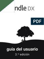 Kindle DX 3rd Edition Spanish