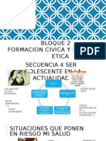 Bloque 2 Formacion Civica y Etica