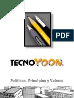 Politicas Corporativas TecnoToon LA