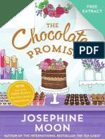 The Chocolate Promise - Josephine Moon