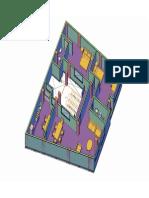departamento unifamiliar en 3D