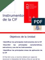 Instrumentos de La CIF
