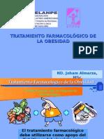 Tto farmacológico de la obesidad.ppt