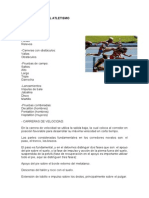 Clasificación Del Atletismo