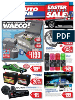 Roylance's Auto One Easter Catalogue 2015