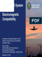 Civil Aircraft System Safety and Electromagnetic Compatibility