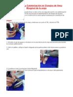 Venopunción y Cateterización de Vena Marginal de la oreja en Conejos