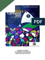 Dossier Prensa Carnaval 2010