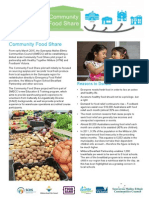 community food share 2 page march