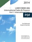 Casebook Vol 1 International Sales