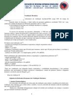 I Consenso Brasileiro de Ventilação Mecânica Pediátrica - Retirada (Desmame) Da Ventilação Mecânica