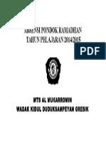 Cover Pondok Ramadhan