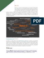 Concepto de Web 2