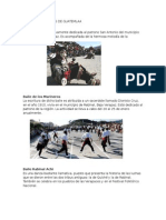 Danzas Folkloricas de Guatemlaa