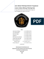 Perbedaan Asesmen Dalam Psikologi Industri Organisasi Dengan Asesmen Dalam Bidang Psikologi Lain