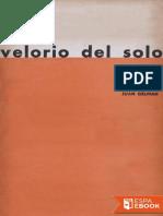 Velorio Del Solo - Juan Gelman