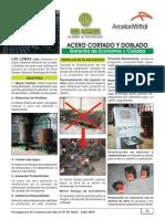 Art-49-d Acero Cortado y Doblado