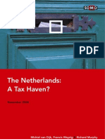 netherlands tax haven 2006 NL
