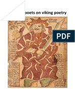 An Anthology of Responses to Skaldic Poetry
