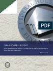 GSE Progress Report