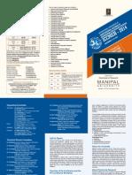 ICCMEH 2014 Brochure