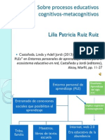 Procesos Educativos Cognitivos-metacognitivos