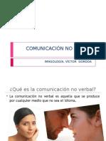 Comunicacionnoverbal-y Expresión Oral
